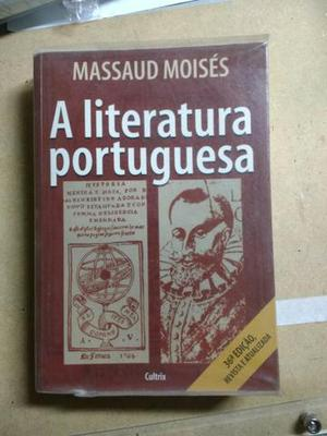 A literatura portuguesa - Massaud Moises