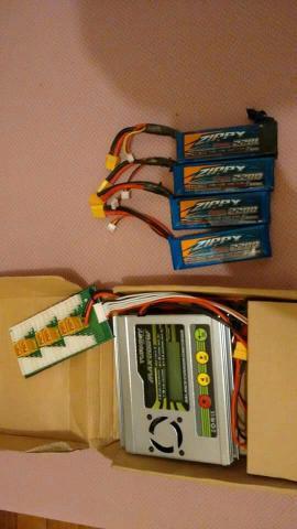 Carrinho de controle remoto elétrico