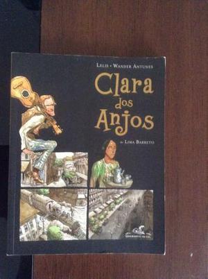 Clara dos Anjos - Lima Barreto - Livro em quadrinhos
