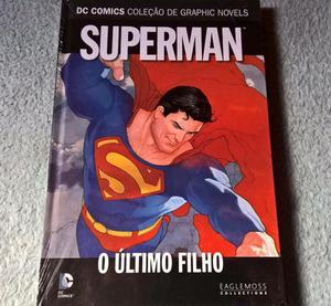 Coleção Graphic novels - dc comics (1,2 e 3) + Batman noel
