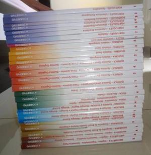 Coleção de Livros Objetivo