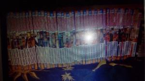 Coleção manga Naruto clássico e shippuden