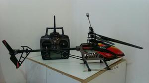 Helicóptero de controle remoto V913 semi-novo