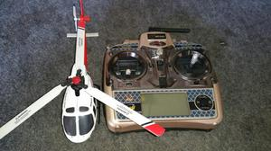 Helicóptero v931 semi novo