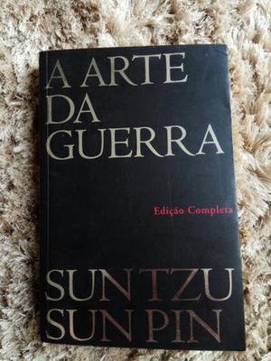 """Livro """"A Arte da Guerra"""" EM PERFEITO ESTADO!"""