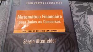 Livro Matemática Financeira para todos os concursos