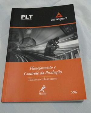 Livro Planejamento e Controle de Produção