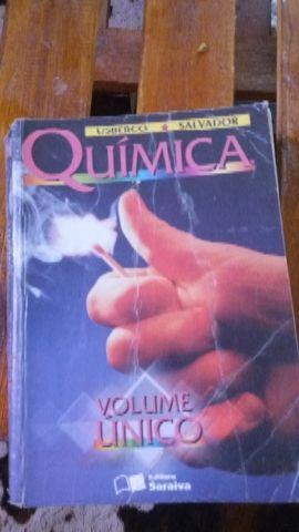Livro Química Volume Único