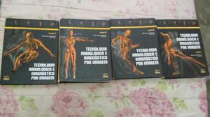 Livros: (coleção de 4 livros) de TEC. em RADIOLOGIA