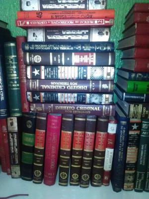Livros de Advocacia, Psicologia e etc