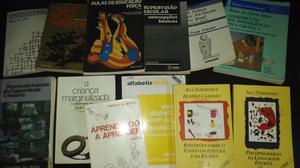 Livros sobre educação e psicologia