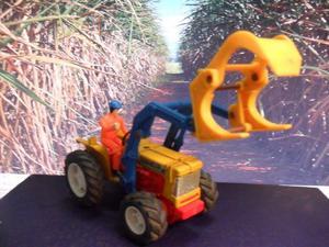 Trator miniatura  New Ray Toys, Play Farm Tractor
