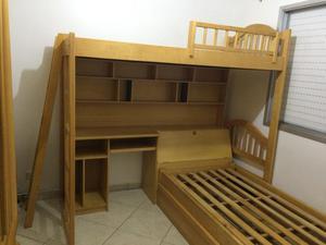 Beliche conjugado com armário