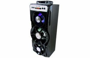 Caixa Som Amplificada Fm Usb Sd Aux Bluetooth Ms225 (Aceito
