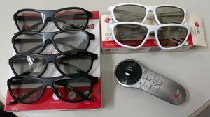 Kit com 4 óculos 3d tv philips originais   Posot Class 5e1f456212