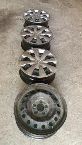 4 rodas 15 toyota corolla