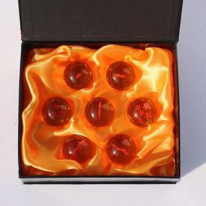 Dragon Ball Z - Caixa Com 7 Esferas Do Dragão