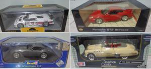 Miniaturas de veículos clássicos e modernos - Ligue já !