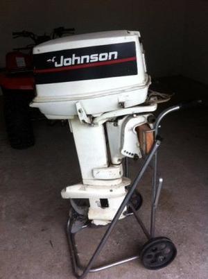 Motor de Popa Johnson 35hp