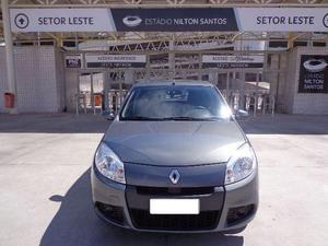 Renault Sandero EXPRESSION COMPLETO UNICA DONA ESTUDO TROCAR