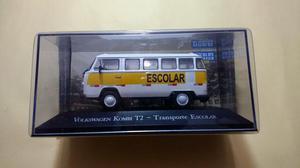 VW Kombi T2 - Transporte Escolar 1/43