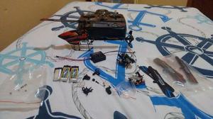 WL toys helicoptero V canais