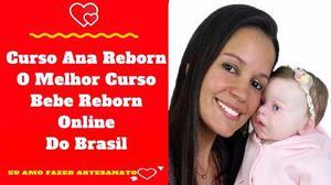 Aprenda bebês Reborns -Ana reborn