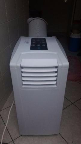 Ar Condicionado Portátil Elgin Mobile  Btu/H Quente E