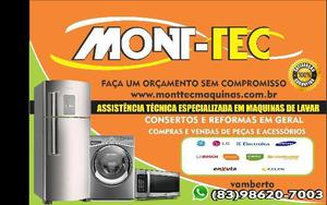 Assistência técnica em Conserto de Máquina de Lavar