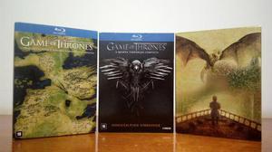 Blu-Ray Game of Thrones (5 temporadas)