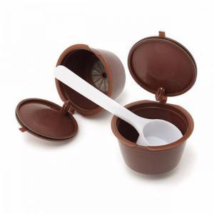Capsulas reutilizáveis para cafeteira