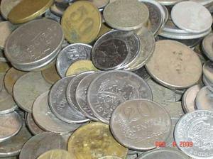 Coleção moedas antigas brasileiras