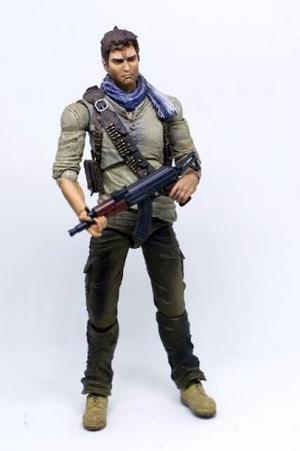Drake, Uncharted 3 - Play Arts Kai