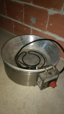 Fritadeira elétrica 10 litros croydon