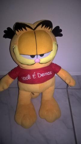 Garfield de Pelúcia - 30cm
