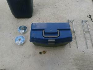 Kit de pesca básico
