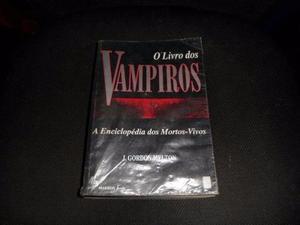 Livro Enciclopedia Dos Mortos Vivos Vampiros