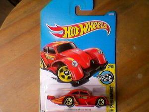Miniatura hot wheels volkswagem kafer racer