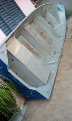 Barco usado 5 metros com carreta