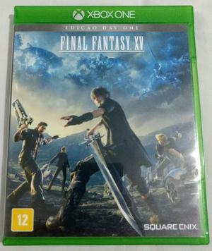 Final Fantasy XV 15 Day One - Xbox One
