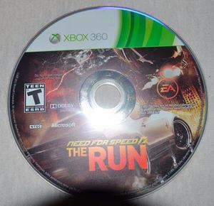 Jogo Need for Speed - The Run - Xbox360