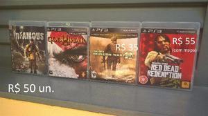 Jogos de Playstation 3 (16 Games)