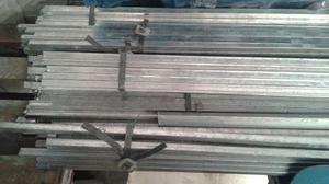 Metalon galvanizado para estrutura de forro de PVC - 13X13