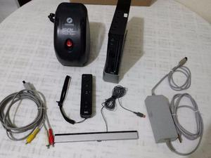 Nintendo Wii Black Sem Controle
