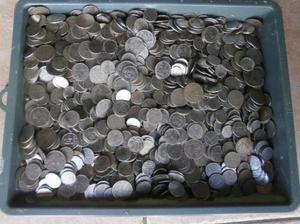 Adquiro moedas colecionáveis
