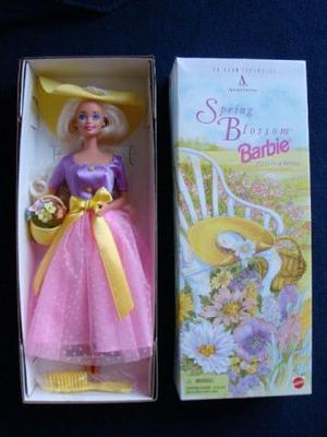 Boneca Barbie Colecionador Spring Blossom Special