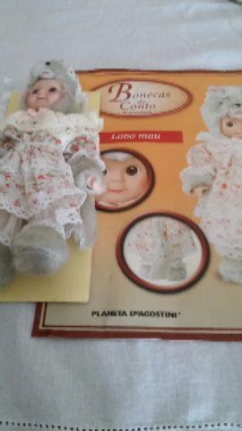 Bonecas 100%porcelanas