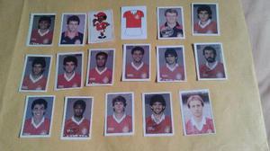 Figurinhas Do Álbum Campeonato Brasileiro ano de 89