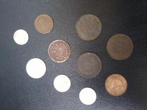 Lindas moedas antigas
