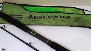 Pescaria - Vara De Pesca Anaconda + Carretilha